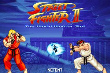 Street Fighter 2 The World Warrior